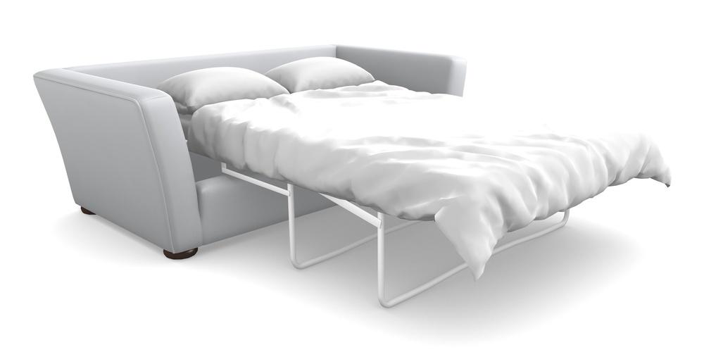 Aldeburgh Sofa Bed opened