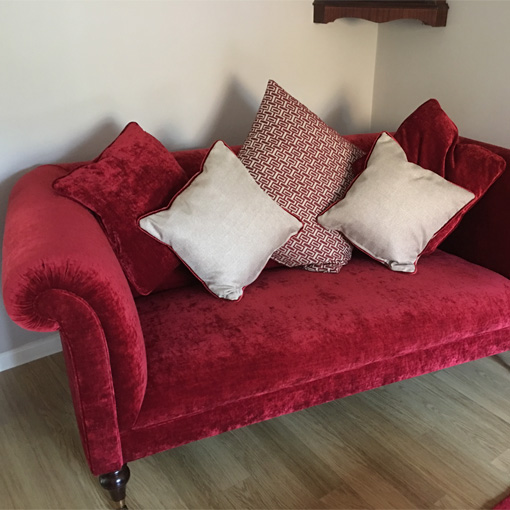 ww/assets/images/bri/customer images/3 Brighton 2.5 Seater Sofa in Rochall Crushed Velvet Pillarbox