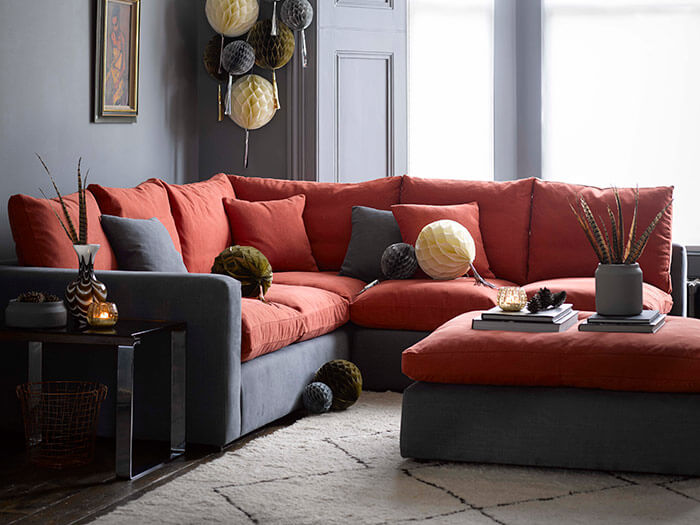 ttps://zoom.sofasandstuff.com/assets/images/bsa/Hero Images/hil/2 Big Softie Corner Sofa & Footstool in Romo Linara Rust and Gunmetal Linen.jpg
