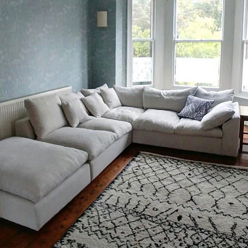 ww/assets/images/bsl/customer images/1 Big Softie Corner Sofa in Portland Brilliant Velvet Moonbeam @simpythenest