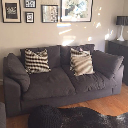 ww/assets/images/bsl/customer images/3 Big Softie 3 Seater Sofa Sloped Arms in Romo Kirkby Sahara Midnight