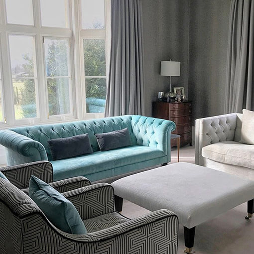 ww/assets/images/cam/customer images/1 Camden 3 Seater Sofa Portland Velvet Fjord @life at the old rectory Linewood