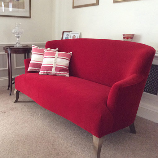 ww/assets/images/grt/customer images/2 Grassington 2.5 Seater Sofa in Portland Velvet Vermilion