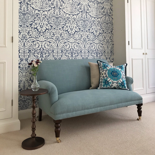 ww/assets/images/mhu/customer images/1 Midhurst 2 Seater Sofa in Tough as Houses Tuscany Soft Teal