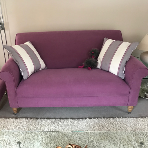 ww/assets/images/pet/customer images/3 Petworth 2 Seater Sofa in Linara Violet