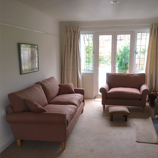 ww/assets/images/wav/customer images/1 Waverley 3 Seater Sofa in Dundee Hopsack Terracotta