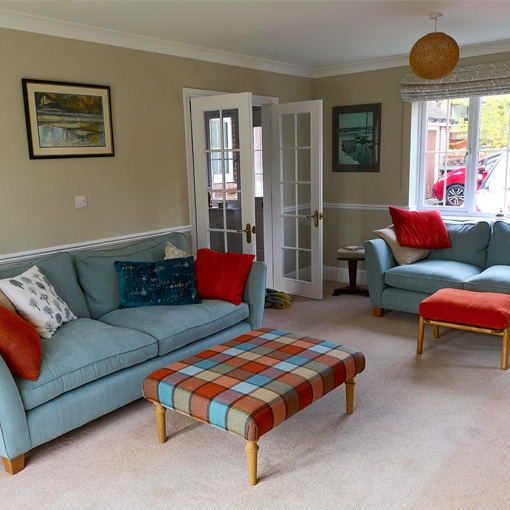 ww/assets/images/wey/customer images/1 Weybourne 3 Seater Sofas in Arran Peacock