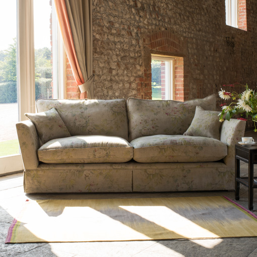 ww/assets/images/wey/customer images/4 Weybourne 3 Seater Sofa in Floreale Natural