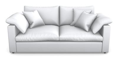 3 Seater Straight Arm Sofa