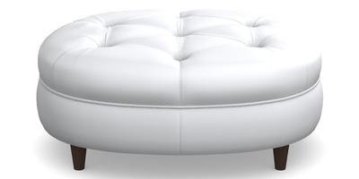 Oval Footstool