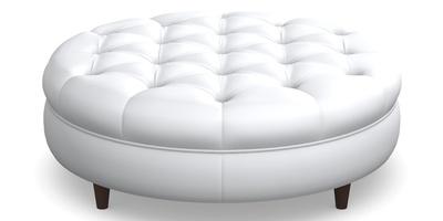 Round Footstool