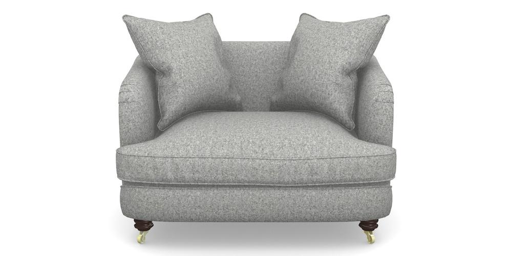 Helmsley Snuggler In House Wool Mercury