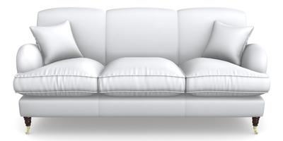 3 Seater, 3 Hump Sofa