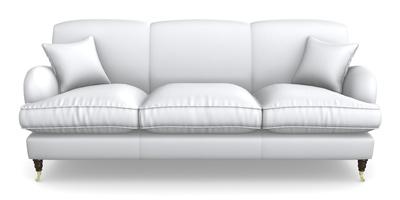 4 Seater, 3 Hump  Sofa