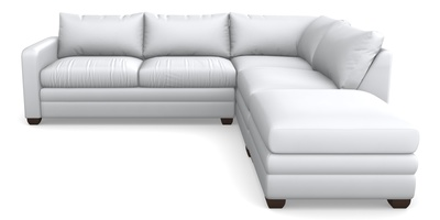 Corner Group With Sofa Bed LHF