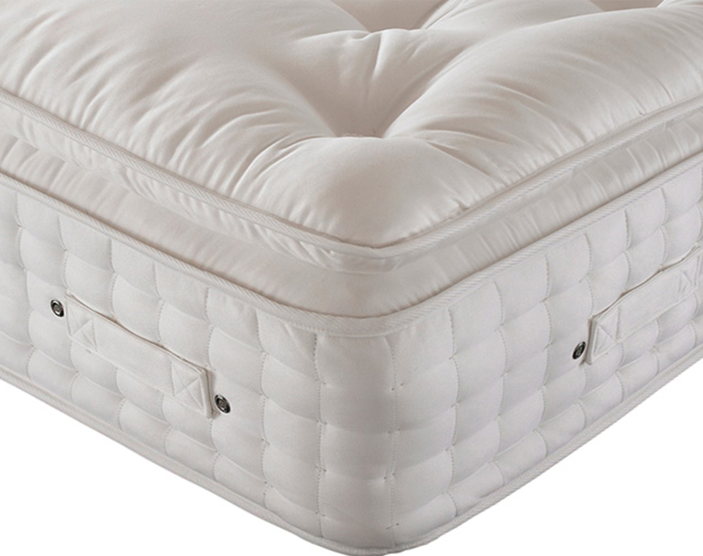 Pillow Top 7000 Pocket Spring Mattress angle