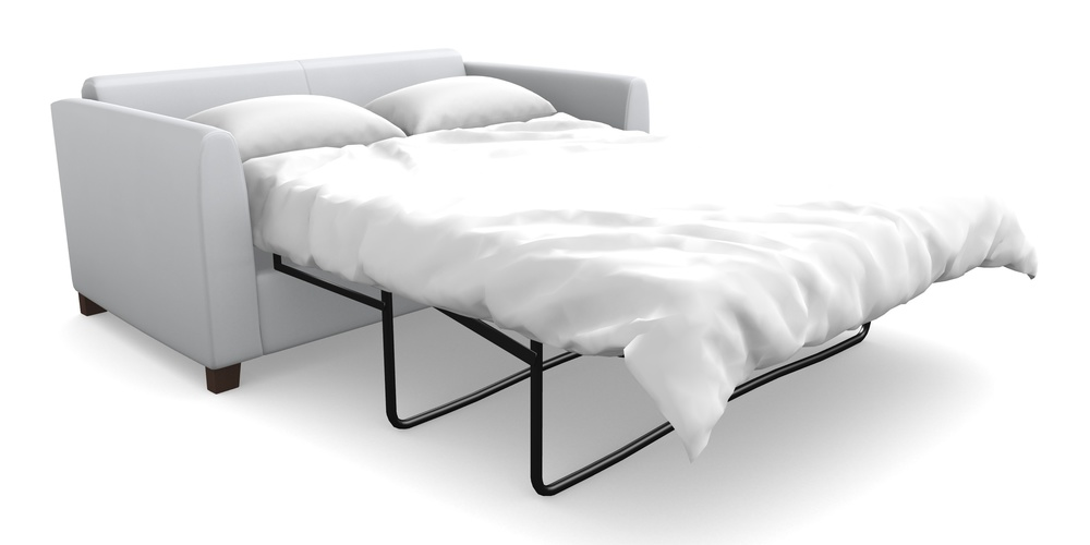 Rhossili Sofa Bed opened