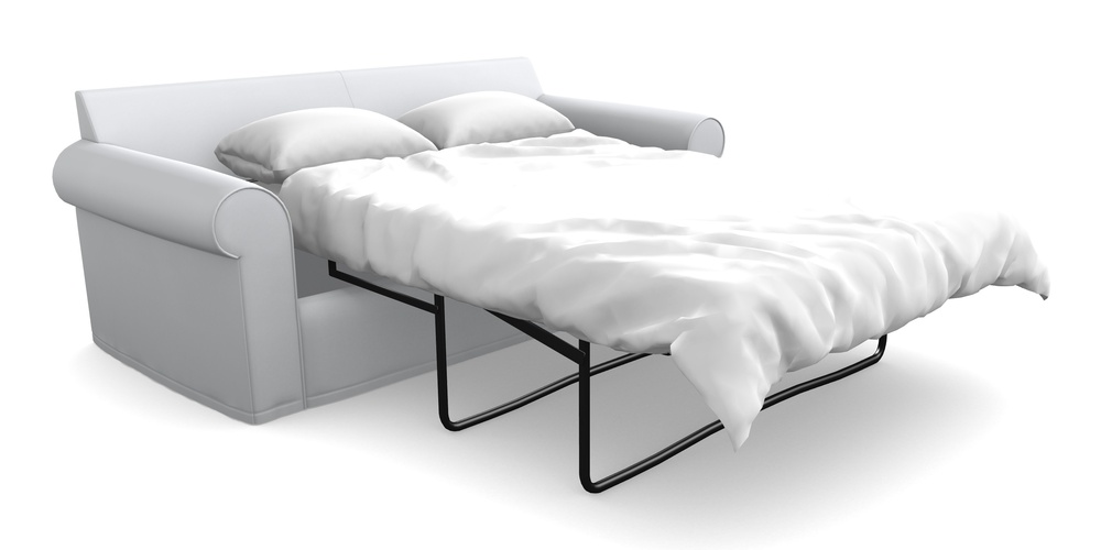 Upperton Sofa Bed opened